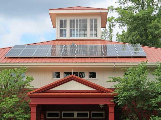 placa solar fotovoltaica como funciona